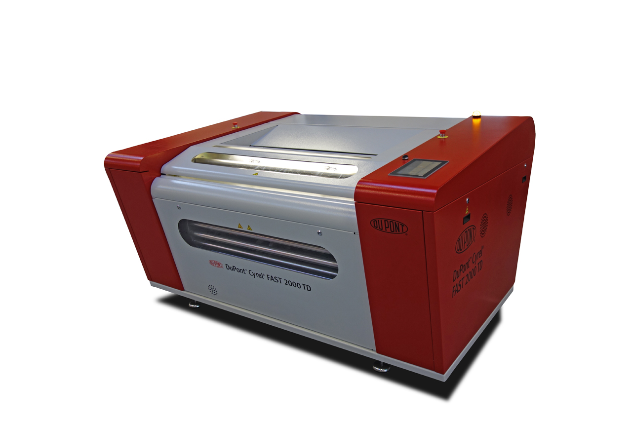 Cyrel-2000TD-plate-processor