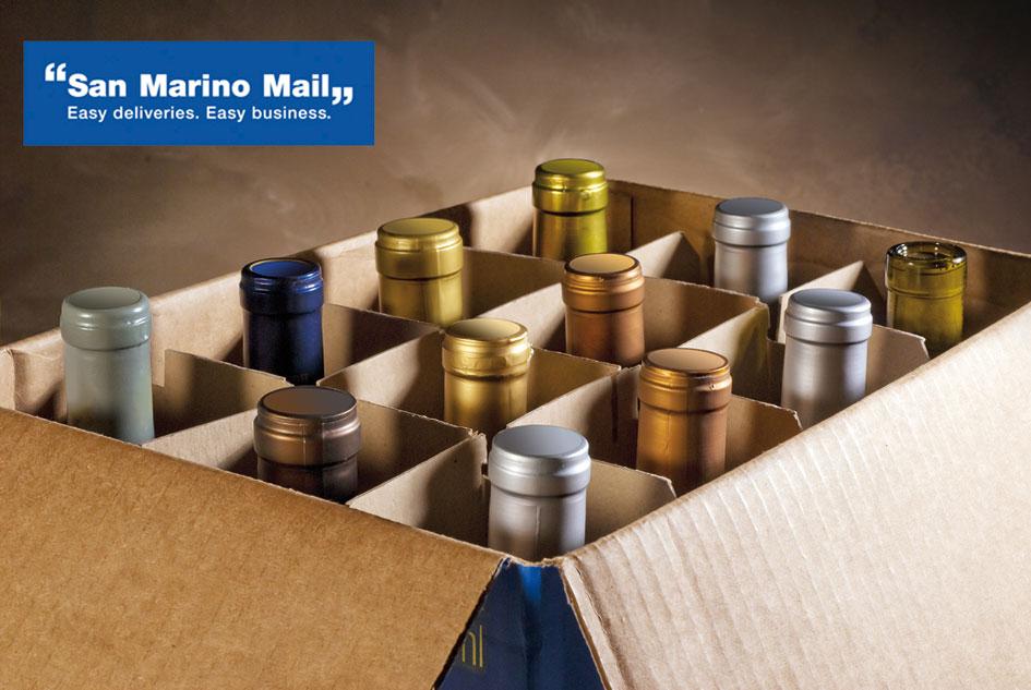 San Marino Mail Italia - servizio gestione accise