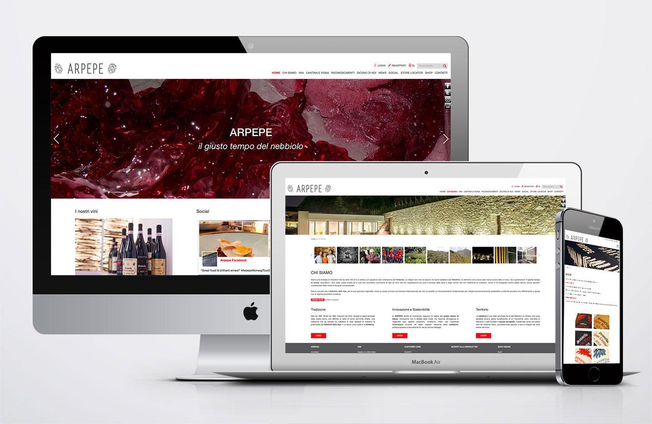 ARPEPE lancia un nuovo sito internet