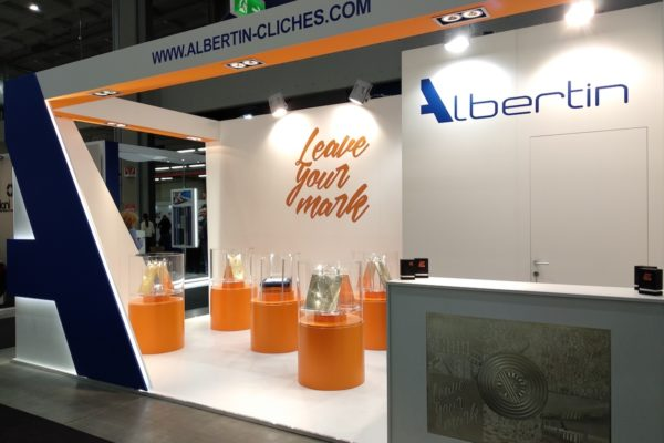 stand albertin a packaging premiere