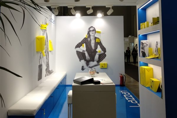 stand lazzati a packaging premiere