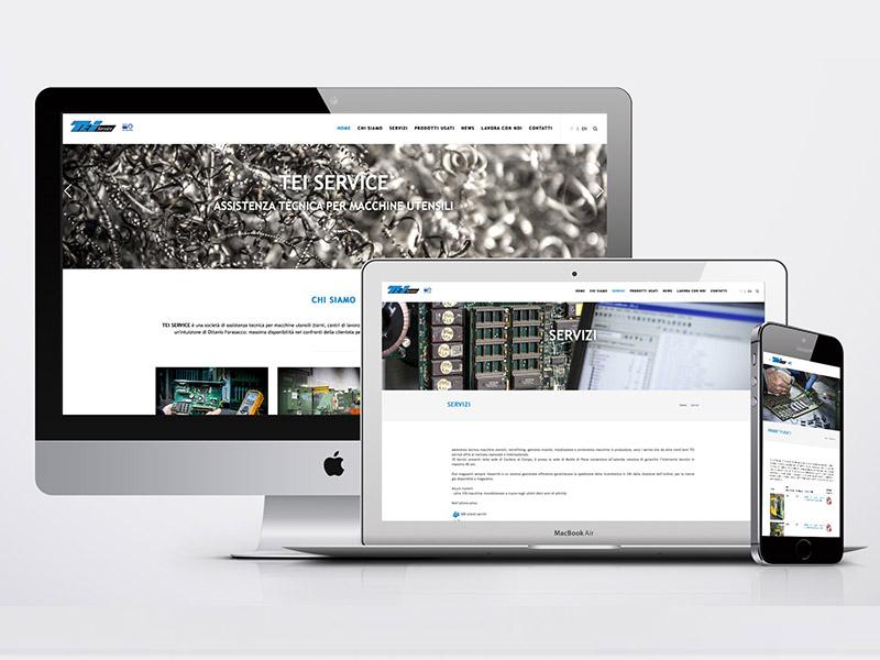 SITO WEB T.E.I. SERVICE