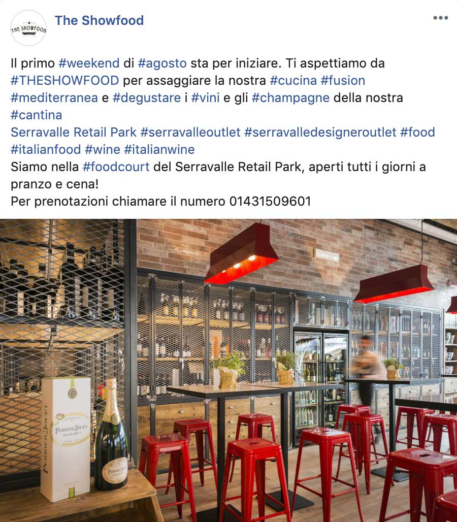 Domino Communication gestione canali social